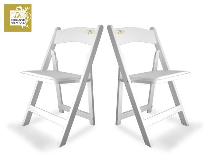Noleggio sedie exclusive rental