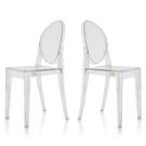 Noleggio sedie exclusive rental for Sedia victoria ghost kartell