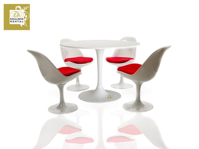 Exclusive rental noleggio arredi for Tavolino e sedia montessori